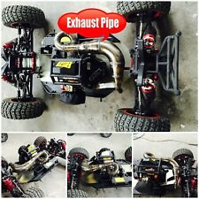 1:5 RC Super Tuned Exhaust Pipe Exhaust Tube For Losi Desert Buggy XL DBXL Car