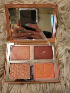 Natasha Denona Bloom Blush & Glow Palette Cream Blush $55 READ