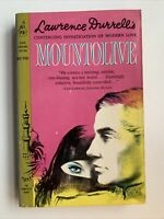 Mountolive by Lawrence Durrell, 1st Cardinal Edition / 1st Printing, April 1961