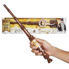 New Harry Potter Albus Dumbledore Wizard Training Wand 11 Spells SFX Official
