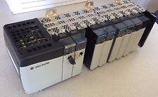 AB Allen-Bradley ControlLogix 5555 PowerSupply1756-A10 DCInput/Output/NetModules