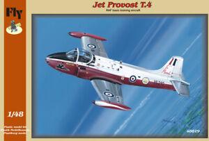 FLY 1/48 Jet Provost T.4 plastic kit