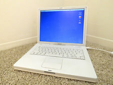 "Vintage Apple iBook 14.1"" Laptop - M9627LL/A with new OS"
