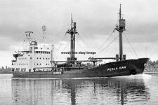 mc3886 - Danish Cargo Ship - Perla Dan - photo 6x4