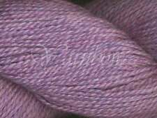 Mirasol ::Sulka Legato #09:: merino alpaca silk yarn Lilac Heather