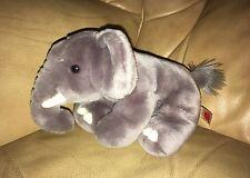Lovely Keel Toys Elephant Beanie Soft Toy