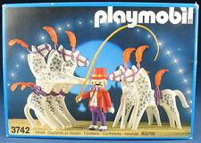 PLAYMOBIL 3742 Zirkus Pferde