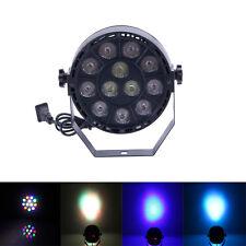 New ALIGHT RGB 12 LED Par Light DMX-512 Mini Laser Projector Parcan Light