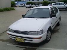 Corolla Hatchback Right-Hand Drive Passenger Vehicles