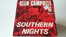 45t  GLEN CAMPBELL-SOUTHERN NIGHTS-