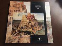 KLAUS SCHULZE & ANDREAS GROSSER BABEL VINYL LP VENTURE/VIRGIN