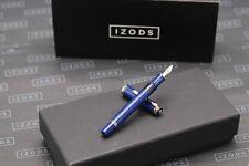 Pelikan M405 Dark Blue Fountain Pen - EF Nib
