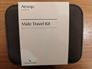 Cathay Pacific First Class Aesop Male Travel Kit