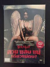 BITCH SLAP DVD w/slipcase cummings olivo voth THAILAND 2009 RATED-R Version