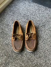 Timberland Boat Shoes - Size 10