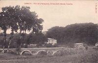 LASALLE pont de la baraquette château de saint-bonnet castellas écrite