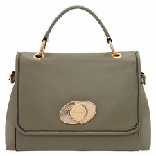 OROTON Luminous Grip Top Handbag bag Sea Grass RRP$595