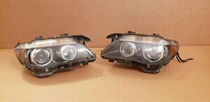 2006-2008 BMW 750i 750li 760li Headlights RH LH Set Pair HID Xenon AFS Adaptive