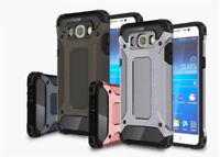 Slim Dual Layer Armour Shock Proof Phone Case Cover For Various Samsung Galaxy