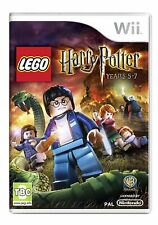 Nintendo Wii Jeu Lego Harry Potter 2 Die années 5-7 5 - 7 NEUF
