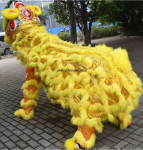 Lion Dance Costume Mascot Costume Suits Cosplay Party Game Outfits Clothing Ad