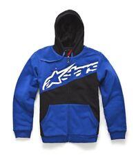 Alpinestars Capital Fleece Hoody (M) Blue