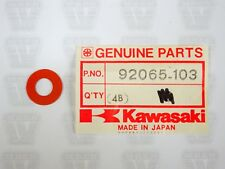 Kawasaki NOS NEW 92065-103 Tachometer Gear Gasket EX KZ KMX EX305 1976-2001