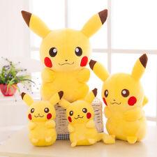 Pikachu Plush Toy High Quality Cute Anime Plush Toys Children's Gift Toy Kids