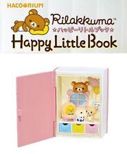 RE-MENT Hakorium Rilakkuma Happy Little Book Toy Figure #5 Playroom Korilakkuma