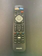 Philips [55PFL570] NH500UP Remote Control Netflix & VUDU Buttons (A582)