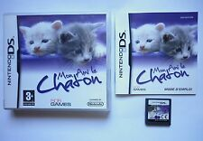 Mon Ami Le Chaton Jeu Vidéo Nintendo DS