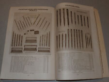 VTG 1925 BOOK & GIFT CATALOG! WATERMAN PENS/LAMPS/ARTIST SUPPLIES/GAMES! PRICES!