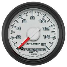 Auto Meter Boost/Pyrometer Gauge 8544; Dodge Factory Match 1600°F 2-1/16""