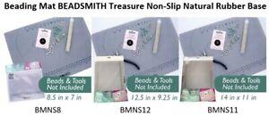 Beading Mat BEADSMITH Treasure Non-Slip Natural Rubber Base
