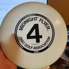 Wham-o Frisbee Midnight Flyer 41F 129 Grams original Golf disc new condition #4