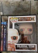 SDCC 2015 San Diego Comic Con EXCLUSIVE Attack on Titan POP Box Set # 85 / 500 +