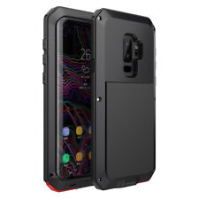 Extreme Aluminum Metal Bumper Shockproof Case For Samsung S20 S10 + S9 Note 10 9
