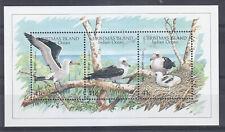 Blok Vogels Christmas Island 1990 MNH BL4