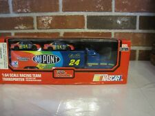 1995 NASCAR RACING CHAMPIONS #24 JEFF GORDON 1:64 SCALE RACING TEAM TRANSPORTER