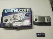 Tiger Game.com portable console box fully tested and working arcade