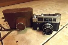 Fed 4 35mm rangefinder Vintage Rusian Camera