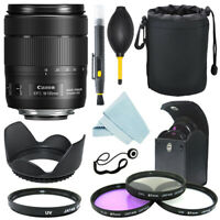 Canon EF-S 18-135mm f/3.5-5.6 IS USM Lens + Filter Kit + Accessory kit