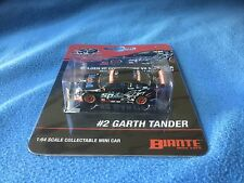 1:64 Biante Holden VF Commodore HRT 2015 Sydney Test Day Livery Garth Tander