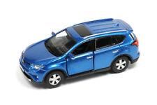 Tiny City 117 Toyota RAV4 Electric Storm Blue Vehicle Diecast Model