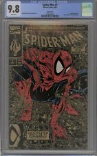 SPIDER-MAN #1, 9.8, GOLD EDITION, TODD MCFARLANE COVER, LIZARD APPEARANCE