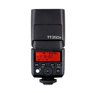 Godox TT350N HSS 1/8000S TTL 2.4GHz Wireless Mini Flash For Nikon D800 D700 D710