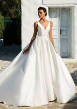 Justin Alexander Wedding Dress Size 6 8837