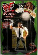 WWF WWE wrestling figure Mankind Bendems series 12