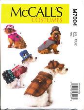 Mccall's Sewing Pattern 7004 Dog S-xl Coats/costumes Steampunk Sherlock Holmes