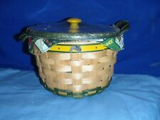 Longaberger Tea /'12 Mother/'s /'06 Branch sales /& more listed Liner in Indigo NE